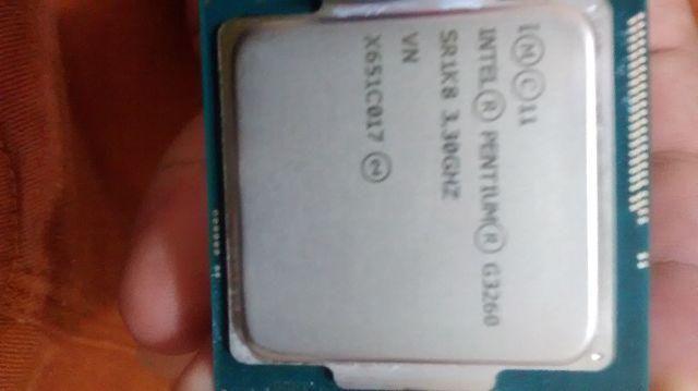 Processador Intel Pentium G3260 1150 (4 geração)