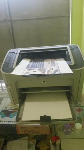 Impressora laser HP p1505