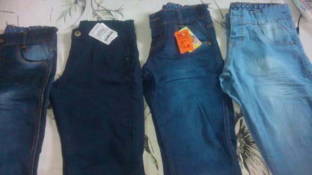 Calças Jeans e Brim