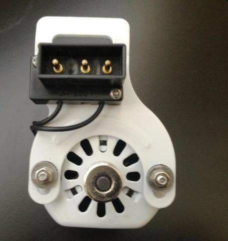 Motor Para Maquina De Costura Bivolt Maquina Domestica - Foto 3