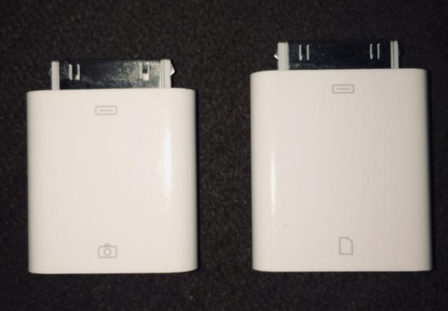 Kit de conexão de Câmera para Ipad - Apple