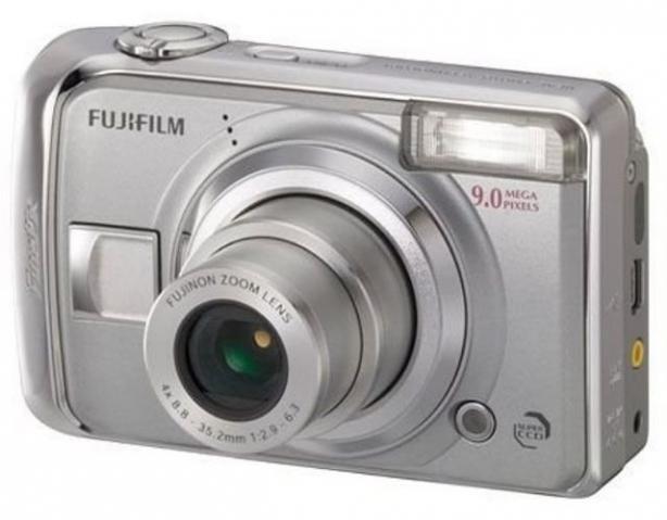 Maquina fotográfica e Filmadora fujifilm Finepix A900
