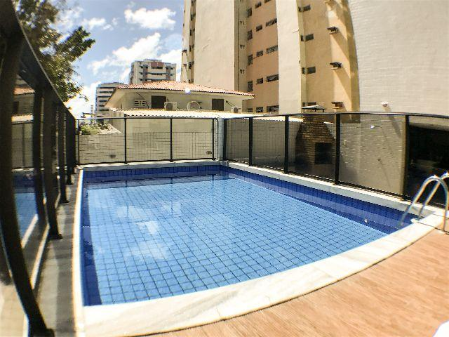 Apartamento 2 quartos Nascente na Ponta Verde