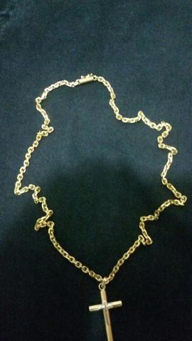 Cordão de Ouro (Colar Corrente) 65cm 53.5g 18k