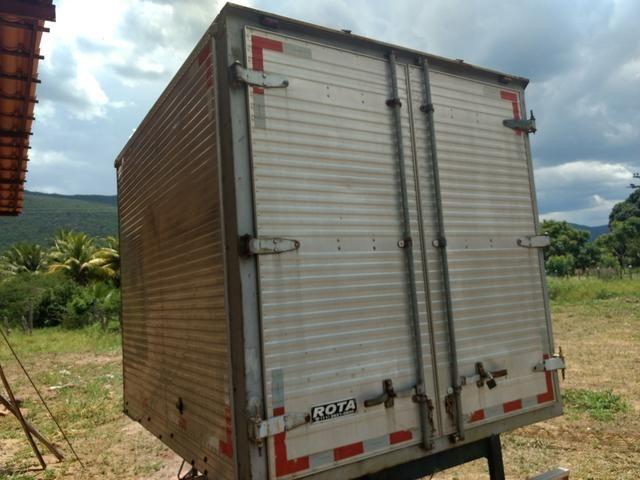 Bau de caminhonete F1000 F250 C10 D10 D20 S10 Hilux