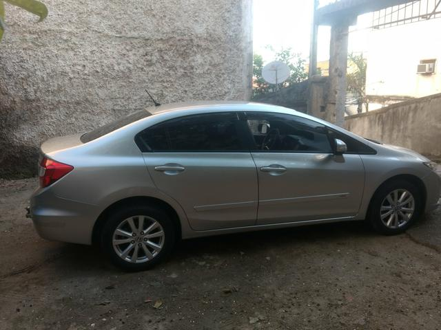 Civic Lxr semi novo 2014