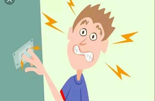 Eletricista(vc levou Choque em casa)