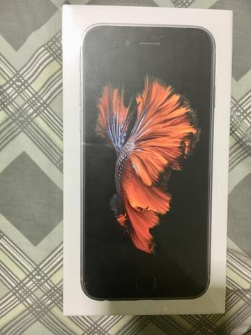 IPhone 6s 128gb Cinza Lacrado