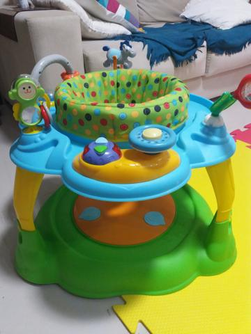 Jumperoo, andador simulador, Fisher Price!