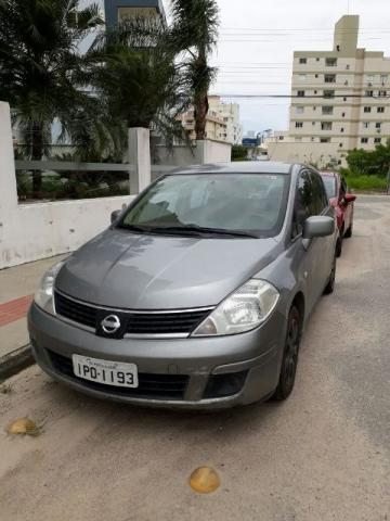 Nissan Tiida Completo + Manual + Chave reserva