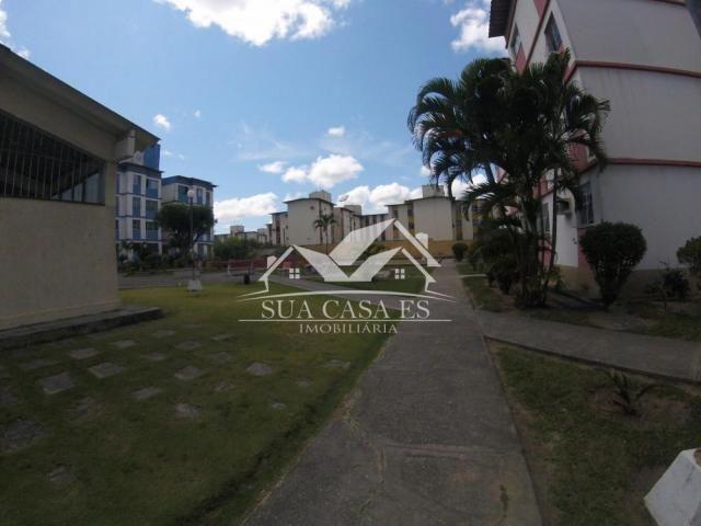 Apartamento à venda com 3 dormitórios em Valparaíso, Serra cod:AP279RO - Foto 20
