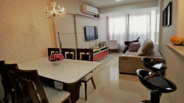 Apartamento 3 Quartos, 87 m² c/ armários na 706 Sul - Monte Sinail - Foto 3