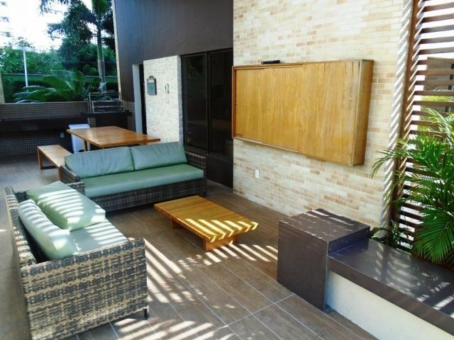 Apartamento à venda, 5 quartos, 3 vagas, patriolino ribeiro - fortaleza/ce - Foto 11
