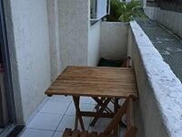 Ótimo apto térreo em condomínio novo no Fonseca - Foto 5