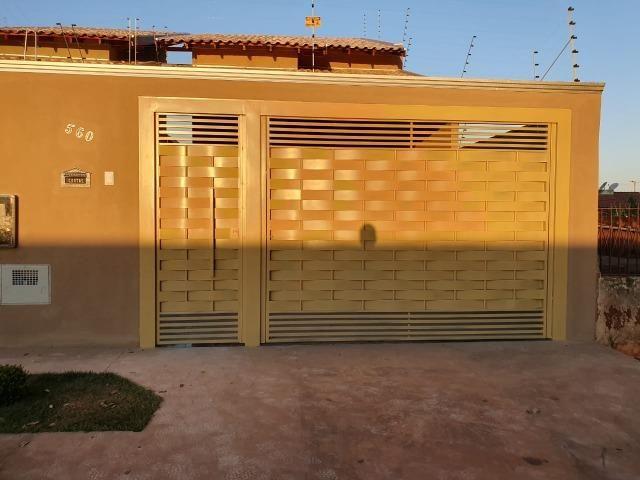 3 Quartos Casa Fino Acabamento Vila Nasser 3 Vagas de Garagem - Foto 5