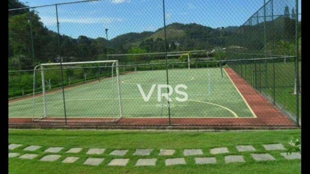 Terreno à venda, 350 m² por r$ 150.000 - vargem grande - teresópolis/rj - Foto 18