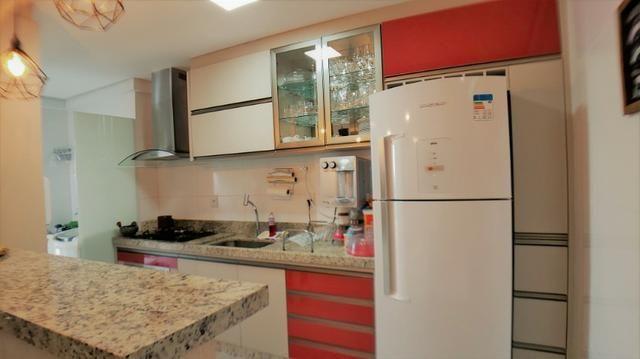 Apartamento 3 Quartos, 87 m² c/ armários na 706 Sul - Monte Sinail - Foto 5