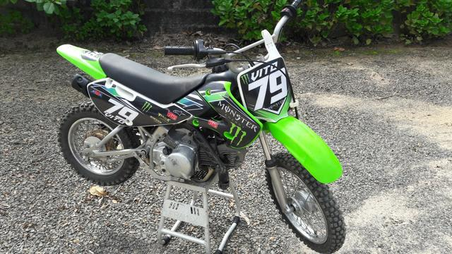 Kawasaki klx 110 - Foto 3
