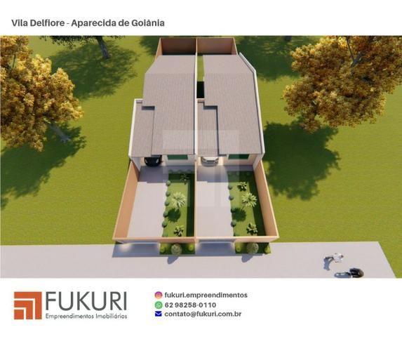 Casa Vila Delfiore 2Q c/ suíte - Aparecida de Goiânia - Foto 14
