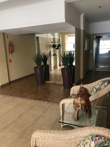 Com piscina privativa e sacada gourmet, cobertura duplex mobiliada à venda em Meia Praia - Foto 18