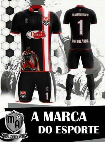 Uniforme de Futebol Personalizado - Serviços - Barra Funda 2293c732167eb