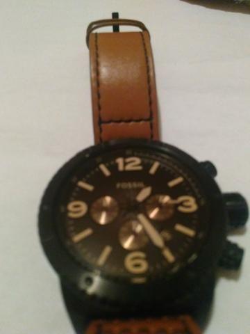 bb78cc8496c Relógio Fóssil masculino - Bijouterias