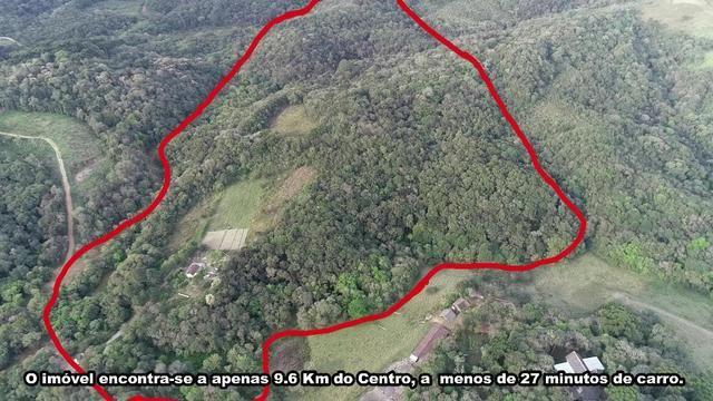Terreno 5,5 alqueires, Butiatuvinha, Curitiba - PR - Foto 2