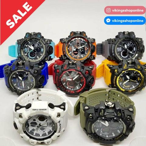 640177db7ff G-shock Atacado kit com 6 relógios Por 55