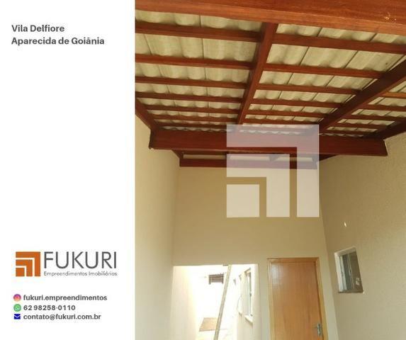 Casa Vila Delfiore 2Q c/ suíte - Aparecida de Goiânia - Foto 9