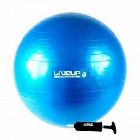 Bola Suiça p  Pilates 55cm   Azul Premium - Roxa- Ref. Ls3222 55 Pr ... 4fa78681d6833