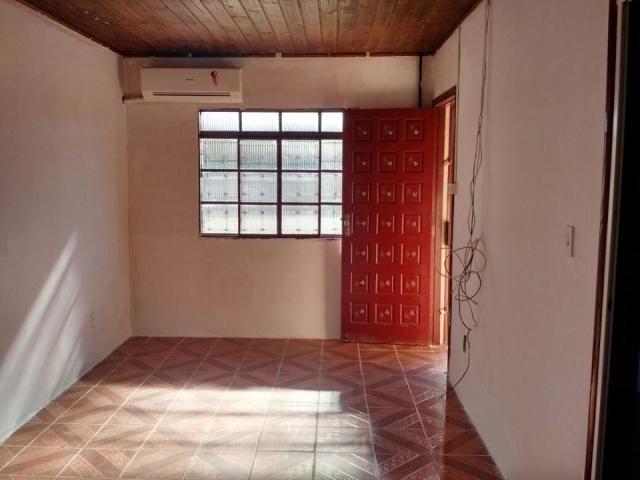 Casa de residencial à venda de 4 dormitórios. terreno 12x30. bairro bela vista. alvorada/r - Foto 5