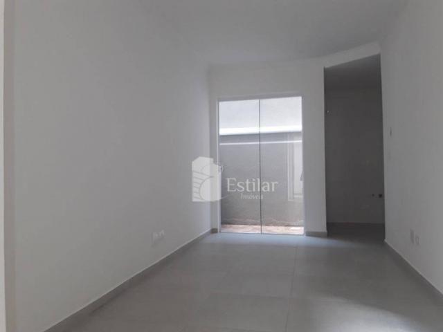 Apartamento com 3 quartos no boneca do iguaçu - são josé dos pinhais/pr - Foto 9