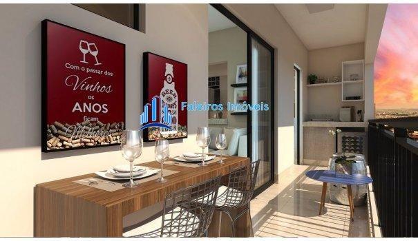 Lançamento apartamento 2 dormitórios sendo 1suíte Ribeirania - Apartamento em La - Foto 14