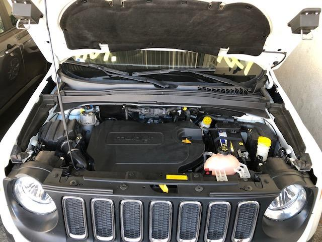Jeep Renegade Lngtd 2.0 At 2015/2016 Diesel Branco - Foto 5