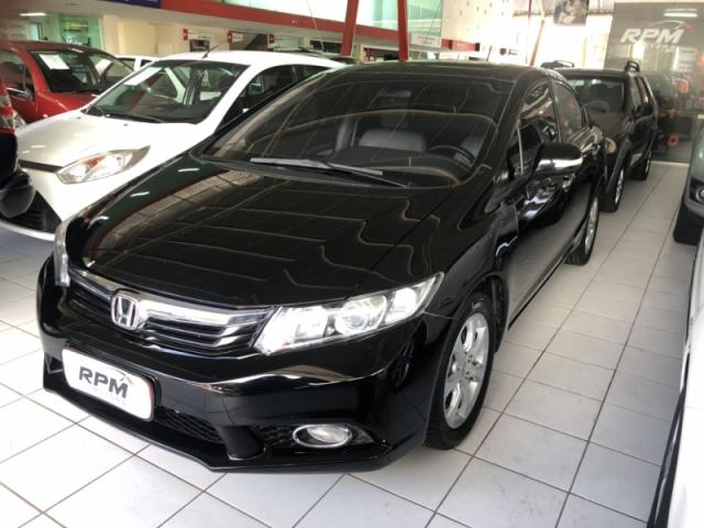 Honda civic 1.8 exs 16v flex 4p 2013 - Foto 3