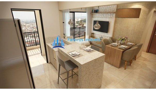 Lançamento apartamento 2 dormitórios sendo 1suíte Ribeirania - Apartamento em La... - Foto 12