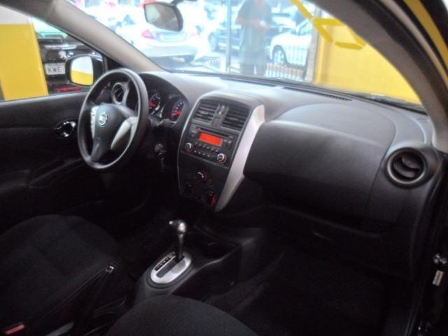 Nissan Versa 1.6 Sv flex Praticamente 0km (Aprovo com Score Baixo e por Telefone) - Foto 5