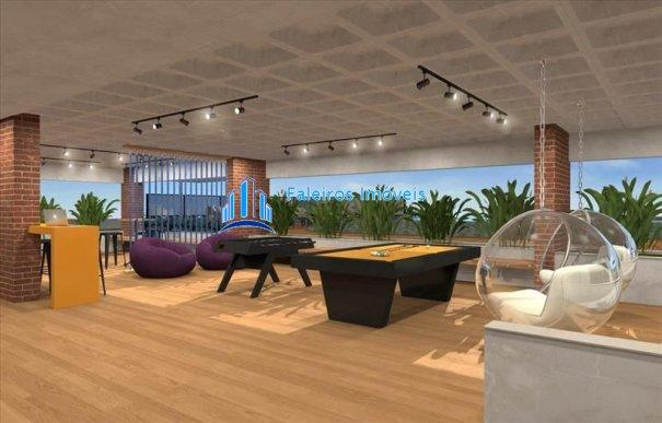 Studio Av. do Café Lazer completo á 300metros da USP - Studio em Lançamentos no ... - Foto 6