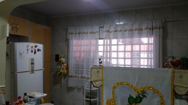 Otima casa na qn 14 com 03 quartos , 3wc de esquina e escriturada - Foto 3