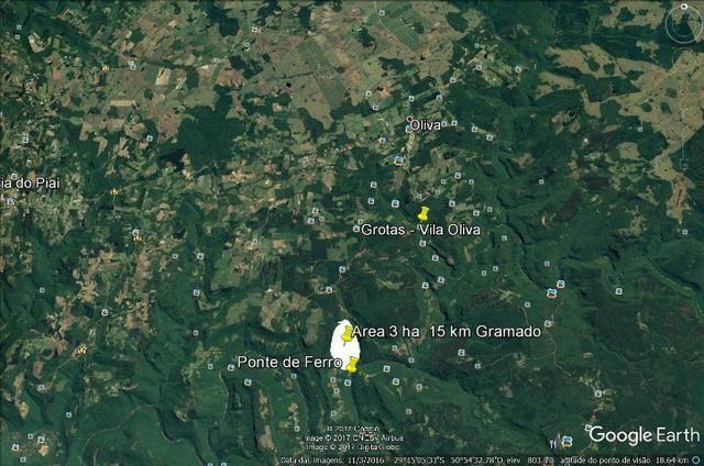 Área própria para chácara à 15 km de Gramado-RS - Foto 10