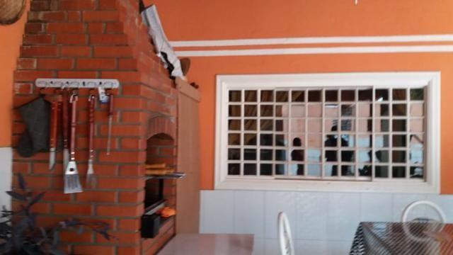 Otima casa na qn 14 com 03 quartos , 3wc de esquina e escriturada - Foto 5