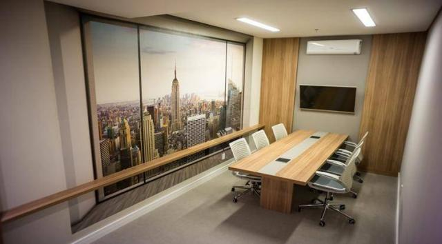 Sala para alugar, 42 m² por R$ 1.500/mês - Condomínio Sky Towers - Indaiatuba/SP - Foto 8