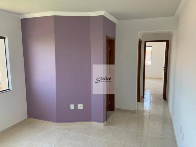 Ótimo apartamento com 2 dormitórios à venda, 52 m² por R$ 149.000 - Floresta Da Gaivota -  - Foto 5