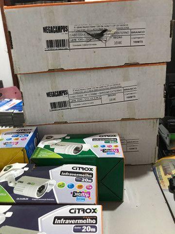 Vendo kit segurança 7 câmeras - Foto 4
