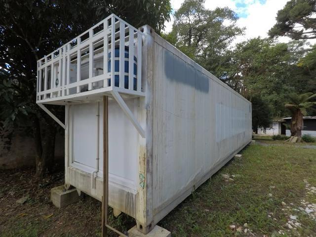 Container climatizado com prateleiras em aço galvanizado - Foto 5