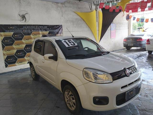 Fiat uno evolution 1.4 fire flex completa 2015