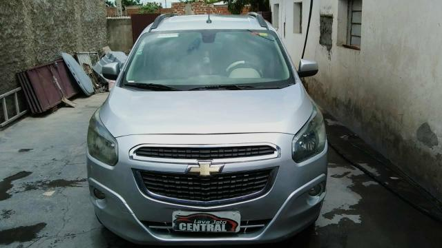 Chevrolet spin - 2013 - 7 lugares - Foto 2