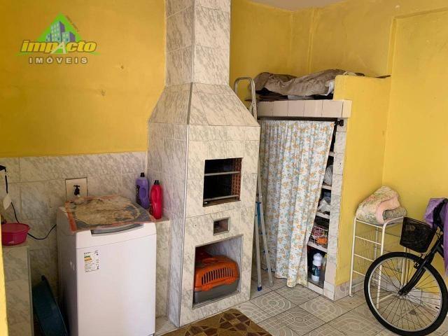 Casa com 2 dormitórios à venda, 70 m² por R$ 250.000 - Maracanã - Praia Grande/SP - Foto 7