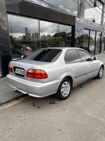 Civic Lx 2000 completo - Foto 4