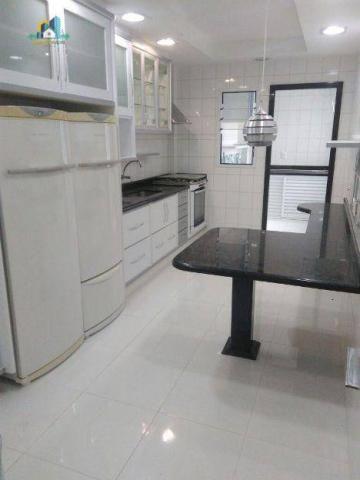 Apartamento com 2 dormitórios à venda, 101 m² - Canto do Forte - Praia Grande/SP - Foto 5